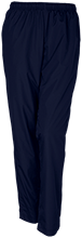 Maranatha Baptist Bible College Crusaders Personalized Ladies Warm-Up Track Pant
