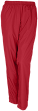 Eleva Elementary School Cardinals Personalized Ladies Warm-Up Track Pant
