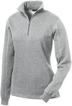 Collingwood Park SDA School School Ladies 1/4 Zip Sweatshirt