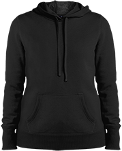 East High School Tigers Ladies Pullover Hoodie