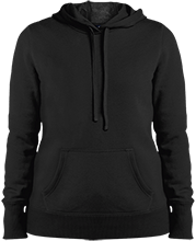 Aids Research Ladies Pullover Hoodie