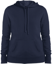 High Point Central High School Bison Ladies Pullover Hoodie