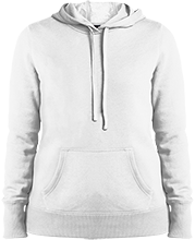 Weldon Valley Warriors Ladies Pullover Hoodie