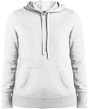Finley Oates Elementary School Warriors Ladies Pullover Hoodie
