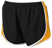 Hillsdale High School Falcons Design Your Own Ladies Training Short
