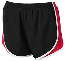 Parkersburg Elementary School Falcons Design Your Own Ladies Training Short