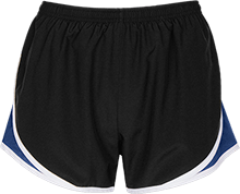 Loraine Elementary School Broncos Design Your Own Ladies Training Short