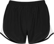 Ella C Pittman Elementary School Pandas Design Your Own Ladies Training Short