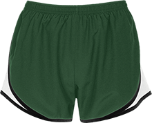 Clare Public Schools Pioneers Design Your Own Ladies Training Short
