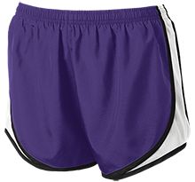 A H Parker High School Bison Design Your Own Ladies Training Short