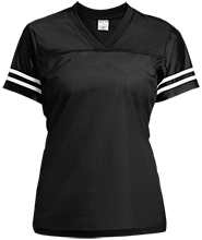 Lakewood Lutheran School Lepers Ladies Replica Jersey