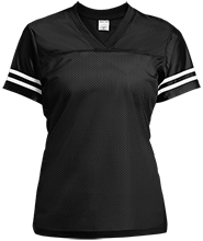 Leonhard Elementary School Leopards Ladies Replica Jersey