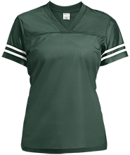 Janesville Parker High  School Vikings Ladies Replica Jersey