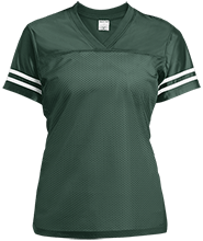 The Computer School Terrapins Ladies Replica Jersey