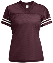 North Pulaski Senior High School Falcons Ladies Replica Jersey