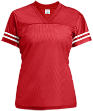 Cuyahoga Heights High School Redskins Ladies Replica Jersey