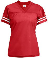 Charles J Hudson School Minutemen Ladies Replica Jersey