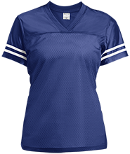 Lincoln Elementary School Lions Ladies Replica Jersey