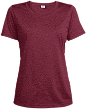 Mechanicsburg Area Senior High School Wildcats Ladies Heather Dri-Fit Moisture-Wicking T-Shirt