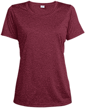 Shepherd Of The Valley Lutheran Ladies Heather Dri-Fit Moisture-Wicking T-Shirt