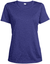 Ann Arbor Christian School School Ladies Heather Dri-Fit Moisture-Wicking T-Shirt
