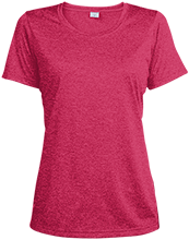 Ladies Heather Dri-Fit Moisture-Wicking T-Shirt