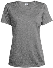 The Pen Ryn School School Ladies Heather Dri-Fit Moisture-Wicking T-Shirt