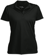 Bunker R-III School Eagles Womens Micropique Sport-Wick® Polo
