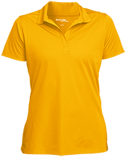 St. Francis Indians Football Womens Micropique Sport-Wick® Polo