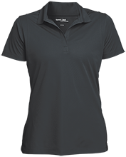 Glacier Peak Elementary School Grizzlies Womens Micropique Sport-Wick® Polo