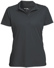 Lincolnview Junior-Senior High School Lancers Womens Micropique Sport-Wick® Polo