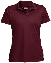 Bluffview Elementary School Tigers Womens Micropique Sport-Wick® Polo