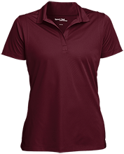 Liberty Christian Academy Eagles Womens Micropique Sport-Wick® Polo