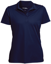 White Plains High School Wildcats Womens Micropique Sport-Wick® Polo