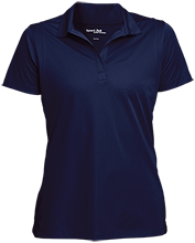 A R Carethers Academy Eagles Womens Micropique Sport-Wick® Polo