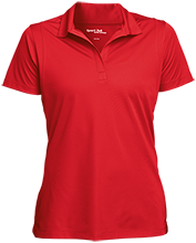 Carl Sandburg Middle School Cardinals Womens Micropique Sport-Wick® Polo