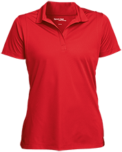 Benjamin Sherman Middle School Broncos Womens Micropique Sport-Wick® Polo