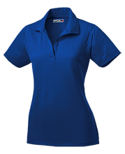Quincy High School Presidents Womens Micropique Sport-Wick® Polo