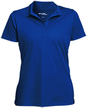 Oxford Middle School Chargers Womens Micropique Sport-Wick® Polo