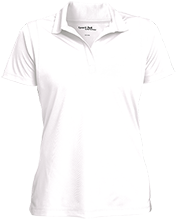 A C Reynolds Middle Rockets Womens Micropique Sport-Wick® Polo
