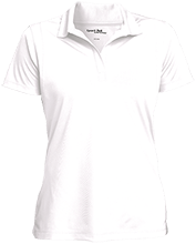 Fillmore High School Eagles Womens Micropique Sport-Wick® Polo