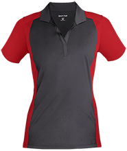Cleaning Company Ladies Colorblock Sport-Wick Polo