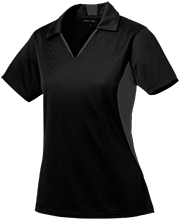 Genoa Junior High School School Ladies Colorblock Performance Polo