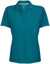 Swinburne Elementary School Roadrunners Womens Micro-Mesh Y-Neck Polo