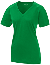 Kelvin Grove Middle School Hornets Ladies Performance V-Neck T-Shirt