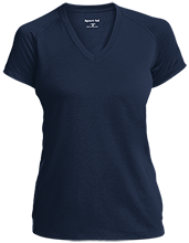 LaSalle Regional School School Ladies Performance V-Neck T-Shirt