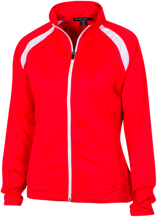 Boyd County Middle School Wildcats Ladies Raglan Sleeve Warmup Jacket
