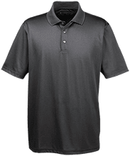 Malverne High School Men's Snap Placket Performance Polo