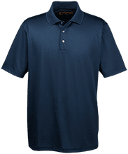Horse Creek Elementary School Eagles Men's Snap Placket Performance Polo