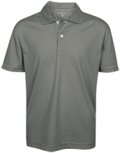 Bemis Intermediate Cats Youth Performance Polo